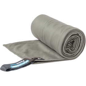 Sea to Summit Pocket Towel M grey